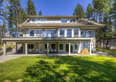 Heffley Lake Custom Home